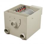 HP PP22ECO - bubnová filtrace gravitační / tlaková