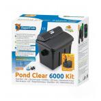 Pond Clear 6000 Set - průtokový filtrační set