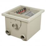 HP PP22 - bubnová filtrace gravitační / tlaková