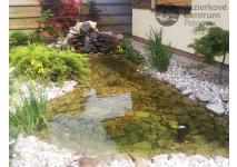 Zahradní jezírko 4 m3