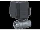 Kulový ventil s pohonem na 9 - 24 V