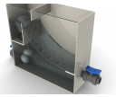 Mechanický štěrbinový filtr