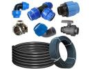 Spojovací komponenty k PE potrubí