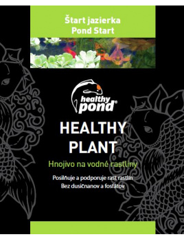 Healthy Plant 1l - hnojivo na vodní rostliny