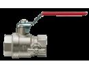 Kulový ventil s odvodněním vnitřní / vnitřní závit