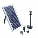 PondoSolar 600 Control - solární fontánový set