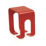 biOrb červený kryt na inteligentní ohřívač