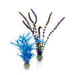 biOrb Rostlinkový Set modrá a fialová 29 cm
