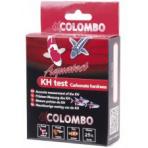 KH test Colombo (tvrdost uhličitanů)