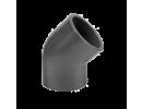 Koleno 45° 2 x vývod - lepení