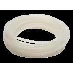 Vzduchovací hadička 4 / 6 mm silikonová transparentní
