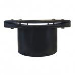 Vykrojená fóliová příruba PVC 110 mm