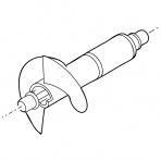 SteamMax 4000 náhradní rotor - Oase