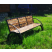 Zahradní sezení, lavice