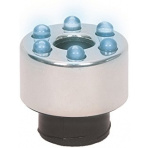 Světelná jednotka Seliger Quellstar 600 LED modrá