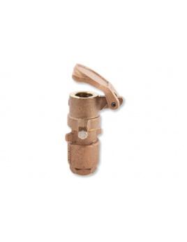 Mosazný hydrant / rychlospojný ventil 3 QC