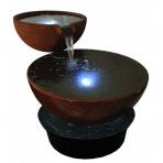Calice Bassin Corten 120 - fontána interiér/exteriér