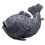 Ryba - chrlící vodu