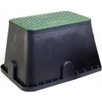 Plastica šachta pro závlahové ventily STANDARD