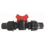 PE ventil 16/16 mm (kvapková závlaha)