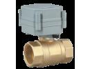 Kulový ventil s pohonem na 85 - 265 V