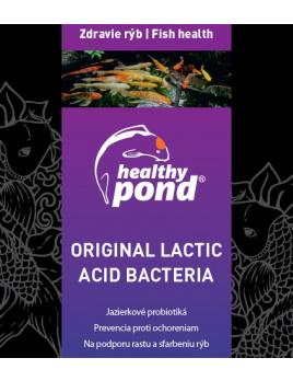Original acid lacid bacteria - jezírková probiotika 1L