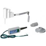 SOLAR SYNC bezdrátový senzor + přijímač