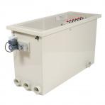 HP CL35 - bubnová filtrace + bio komora gravitační / tlaková
