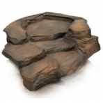 Grand Canyon slate brown, left