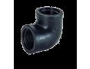 PP koleno (tvarovka plastová černá)
