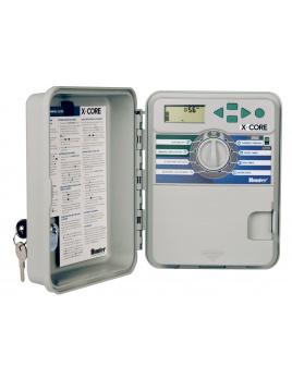 X-CORE 801 E - 8 sekcí, vnější použití