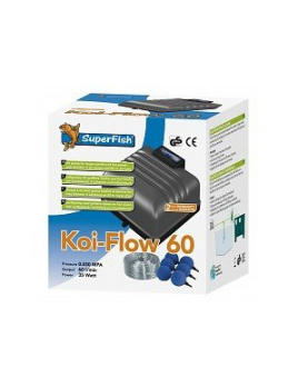 KOI FLOW Set 60 okysličovač 3600 l/h