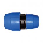 Spojka redukovaná 40/32 mm na PE potrubí Plastica Alfa