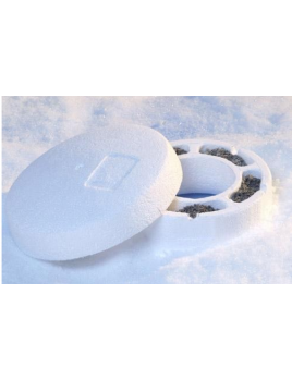 Zábrana tvorby ledu 25cm