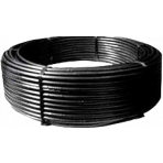 Řezaná kapková hadice 22cm 2l / h bez kompenzace tlaku, černá