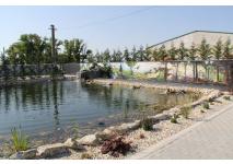 Zahradní jezírko 320 m3 - PROFI filtrace