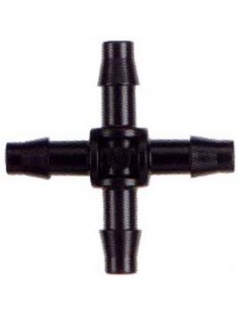 Kříž 4 mm pro mikrozávlahu