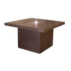 Table Basse Corten 1015 - fontána exteriér/interiér
