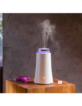 PHAROS WHITE - domácí zvlhčovač vzduchu s měnícími barvami