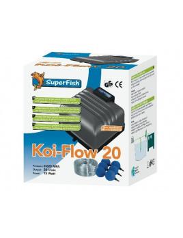 KOI FLOW Set 20 okysličovač 1200 l/h