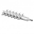 12-cestní ventil 4 mm