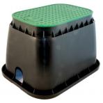 Rain šachta pro závlahové ventily Standard