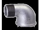 Kolena pozinkované - vnější / vnitřní závit (M / F)