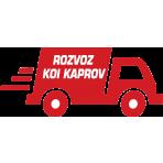 Koi transport SK, CZ, PL
