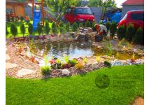 Zahradní jezírko 5 m3