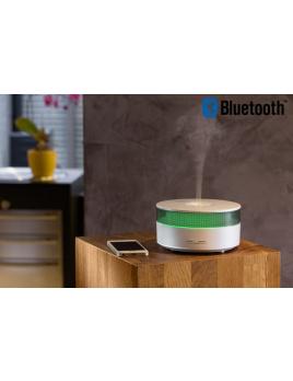 SPA ONE WHITE - domácí zvlhčovač vzduchu s měnícími barvami