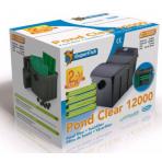 Pond Clear 12000 - průtokový filtr