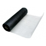 Krtko - pletivo čierne 1x20m, oká 15x15mm