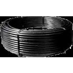 Řezaná kapková hadice 50cm 2l / h bez kompenzace tlaku, černá