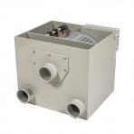HP PP15ECO - bubnová filtrace gravitační / tlaková